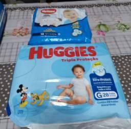 Fralda Huggies Tripla Proteção