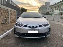 Toyota Corolla XEI 2018 baixa km