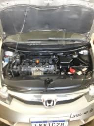 Honda Civic 2009/2009 lxs 1.8 flex manual (80.000 KM) aceito troca