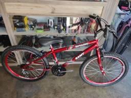 Bicicleta Samy Aro 24 com rodas Aero