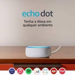 Echo Dot 3 geração  Alexa