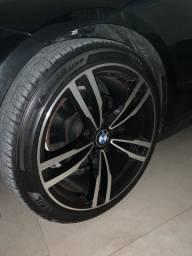 Jogo de Rodas 19? BMW com Pneu novos!