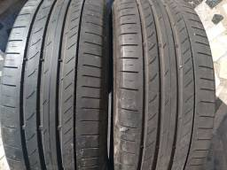 Torro par de 2 pneus 235 55 19 pneus filé bom de borracha aceito Pix