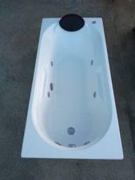 banheira de hidromassagem nova