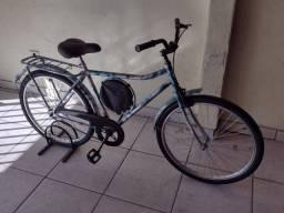 Bicicleta Barra Circular 26