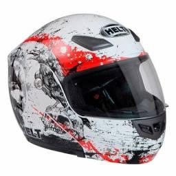 Vendo 2 capacetes Helt super novos