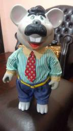 Boneco Antigo Ratinho Xaropinho Estrela ! Raridade!