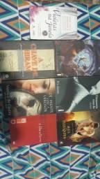 Livros, novos e bem conservados