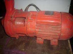 Motor bomba faixa 6 cav ;trifazico ;pode ser motor ou pra bomba
