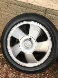 Troco por rodas aro 17