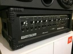 Cabeçote amplificador Wattson