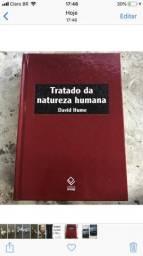 Livro Tratado da natureza humana