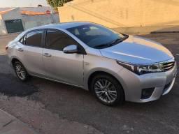 Toyota Corolla xei 2.0 automático - 2015