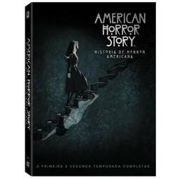 Temporadas 1 e 2 de american horror