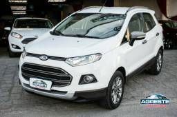 Ford Ecosport Freestyle 1.6 completa - 2014