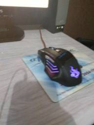 Vendo teclado e Mouse Gamer!