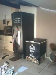 Personalização de freezers geladeiras