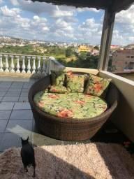 Chaise beira de piscina/varanda