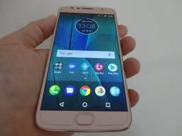 Motorola Moto G5s Plus 32GB 4G Ouro Rosé