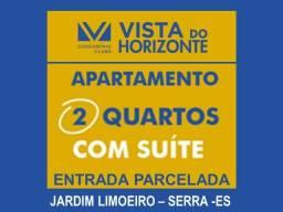 Apartamento 2 Quartos com suíte / Jardim Limoeiro / benefícios do Minha Casa Minha Vida