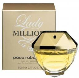 Perfume Paco Rabanne Lady Million Feminino EDP 80ml lacrado