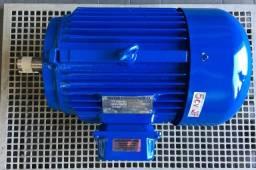 Motor elétrico 5cv alta rotação(3450 rpm) trifásico 220/3380v