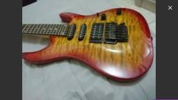 Guitarra Golden das antigas