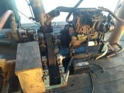 Motor MWM 4 cilindros 229