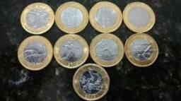 Você quer colecionador de moeda e não sabe onde comprar eu tenho para vender