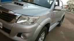 Hilux ano2014 4x4 diesel R$79.900 - 2014