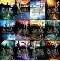 Livros Rangers ordem dos arqueiros
