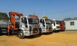 Locação de caminhão munck 15 ton