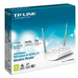 Modem Router TP-Link wireless N adsl2 + 300Mbps