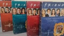 DVD Friends 1ª á 4ª Temporada
