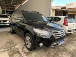 HYUNDAI SANTA FÉ 2011/2012 2.4 MPI 2WD 16V GASOLINA 4P AUTOMÁTICO - 2012