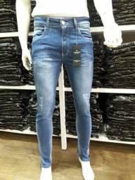 f5d2c32e41 Calça Jeans Masculina com Elastano. Atacado de Fabrica. Goiânia