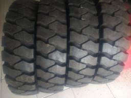 4 pneu de impilhadeira inportado 7.0015 nhs