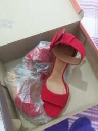 Sapato Feminino n°36 - novo