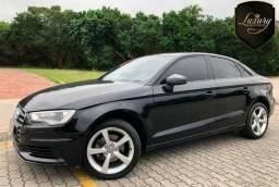 Audi A3 Sedam Ambiente Preto