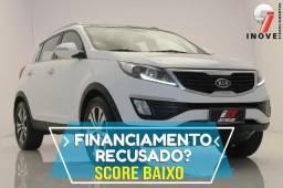 Sportage Score Baixo . Pequena Entrada - 2014