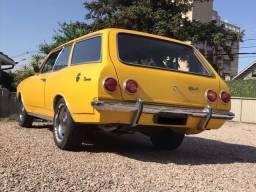 Caravan 4cc 1976 (PLACA PRETA)