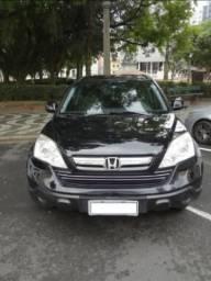 Honda CRV lx com banco couro - 2008