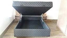 Cama box baú conjugado direto de fabrica