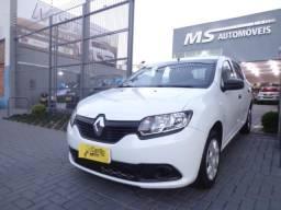 Renault Sandero 1.0 completo - 2017