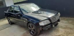 Mercedes benz C 180 1995 sucata para venda de peças