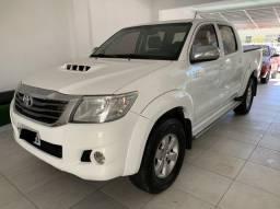 Toyota Hilux SRV 3.0 Diesel 2015 Automático Aceito Terreno Praia do Sonho - 2015
