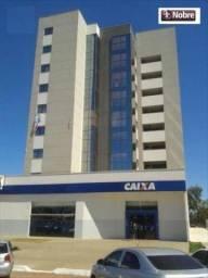 Sala para alugar, 189 m² por r$ 6.020,00/mês - plano diretor sul - palmas/to
