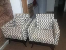 Vendo cadeiras para sala