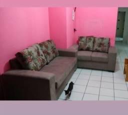 Jogo de sofá 6 meses de uso