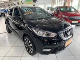 Nissan Kicks 1.6 16vstart sl - 2018